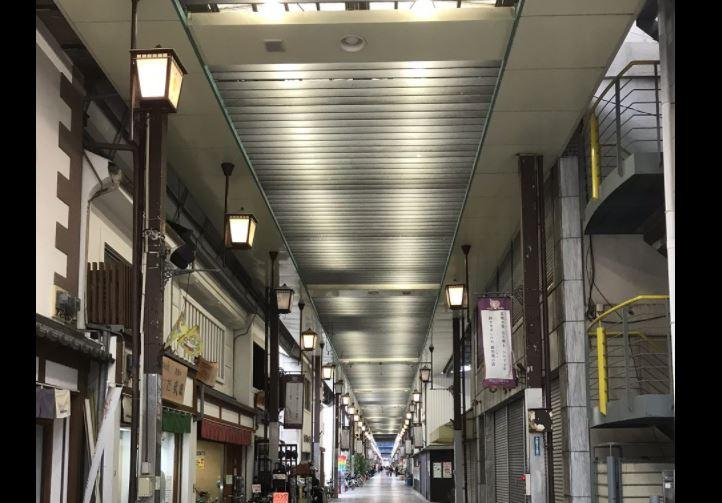 商店街-2